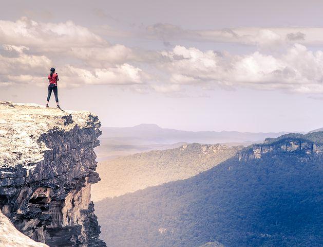 限界は自分の心が作っている。限界を超えた時に人は大きな成長を遂げる