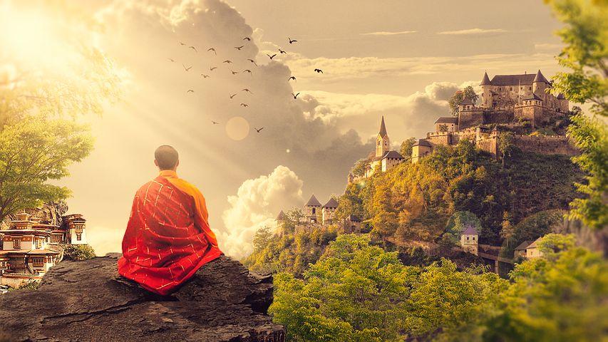 悟りとは。悟りを開く目的とは。