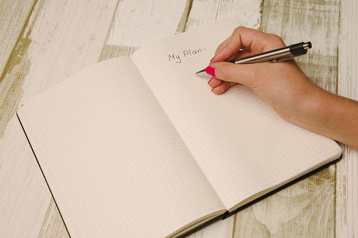 目標を具体的にする事で人生を変える為の準備が整う【ステップ5】