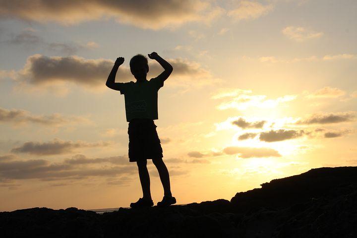 辛いことを乗り越える事で強くなっていく【試練を乗り越えて成長する】